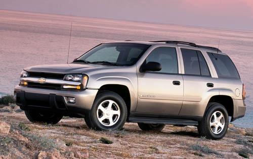 Chevrolet Trailblazer 2003 foto - 3