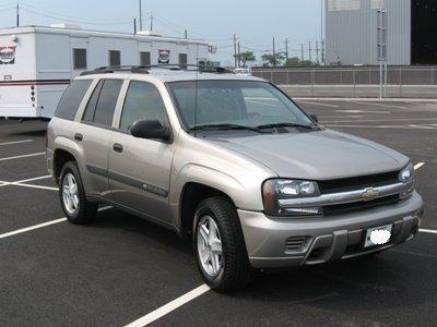 Chevrolet Trailblazer 2003 foto - 4