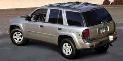 Chevrolet Trailblazer 2004 foto - 1