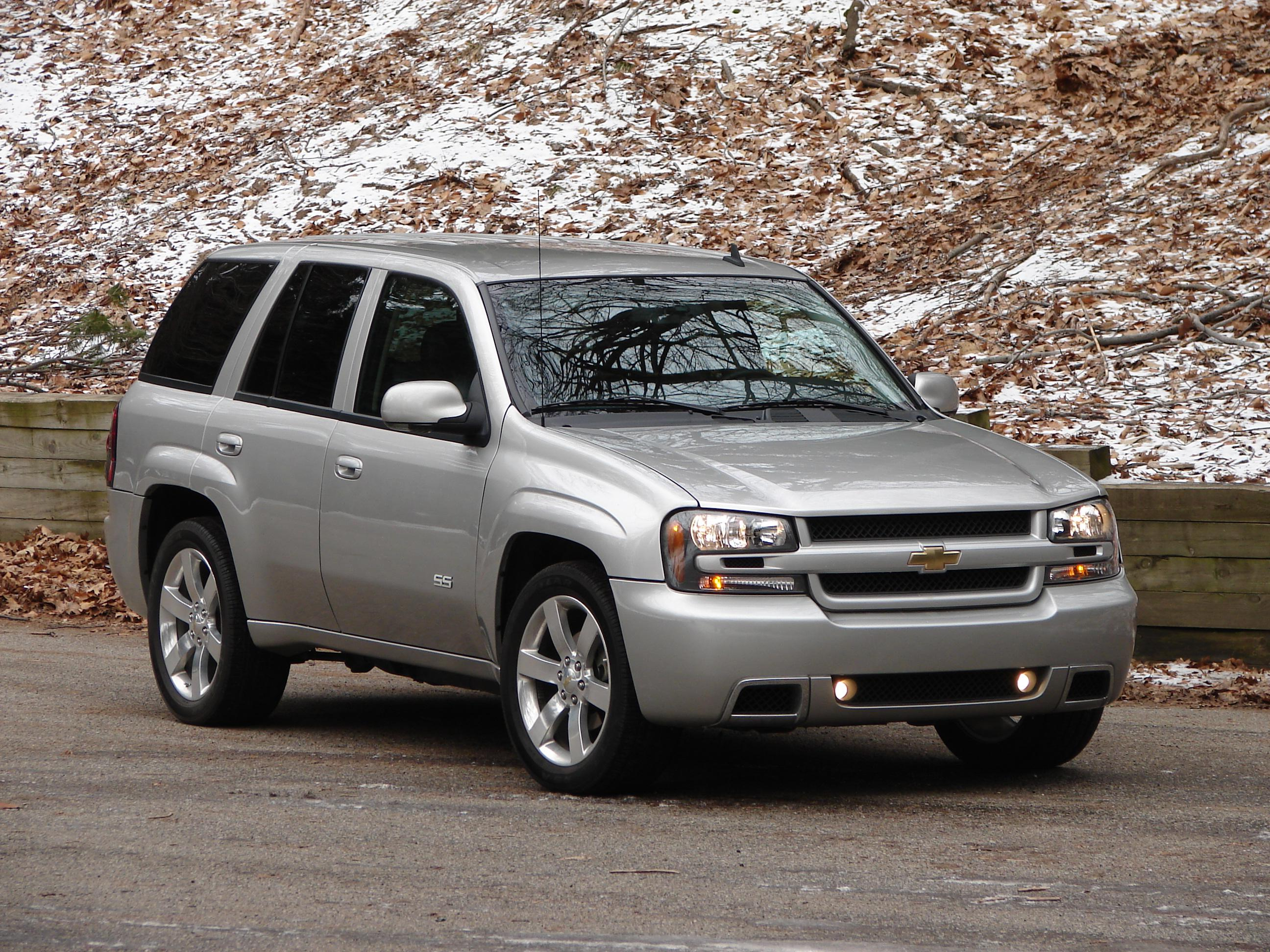 Chevrolet Trailblazer 2004 foto - 5