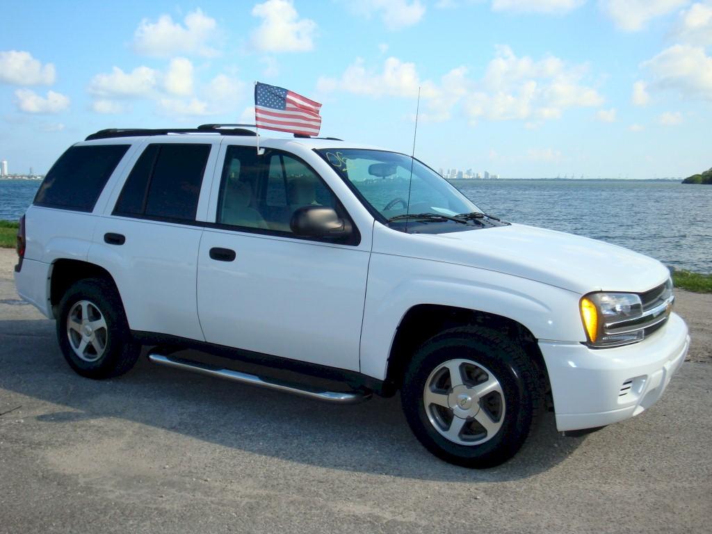 Chevrolet Trailblazer 2006 foto - 1