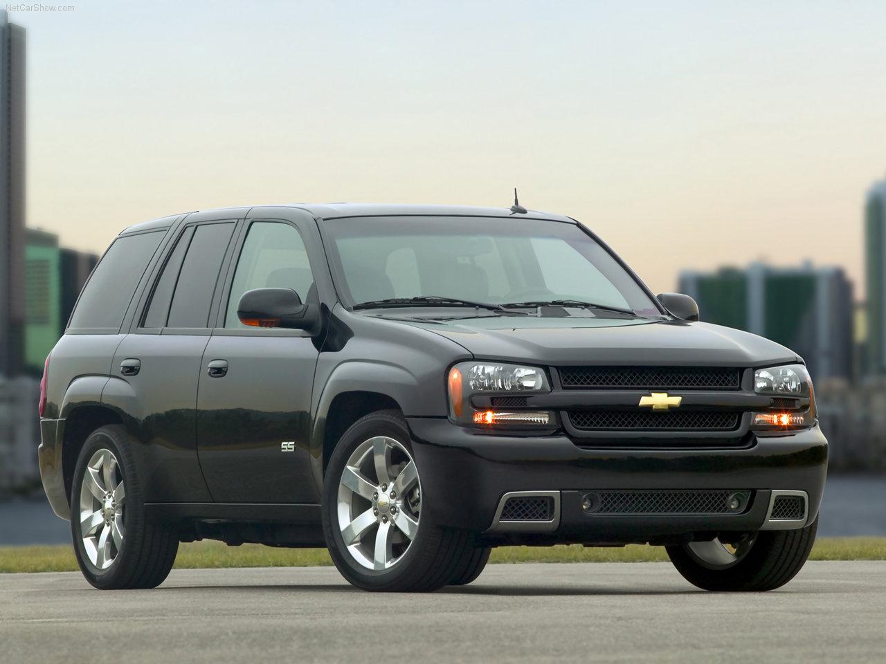 Chevrolet Trailblazer 2006 foto - 2