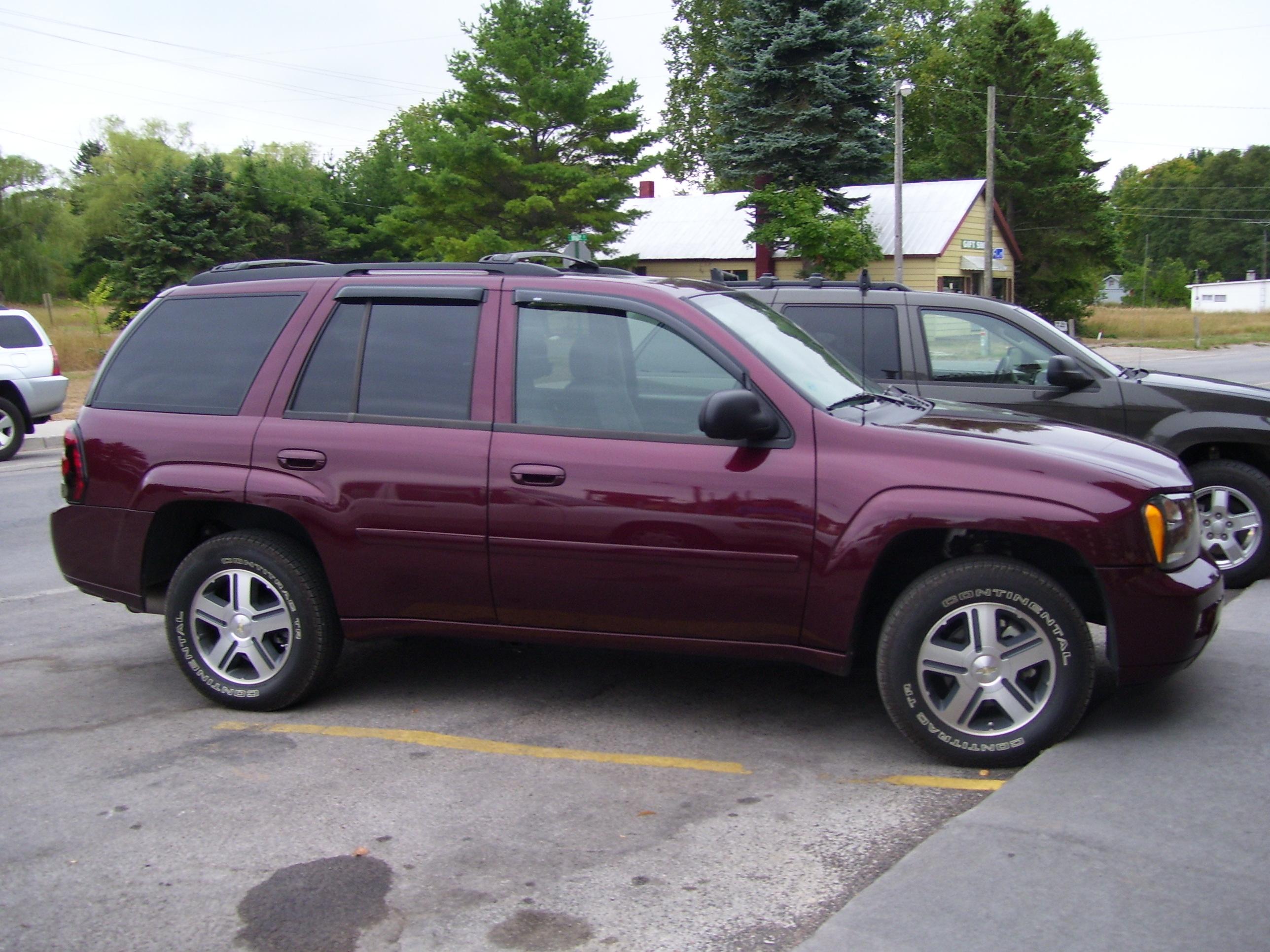 Chevrolet Trailblazer 2007 foto - 1