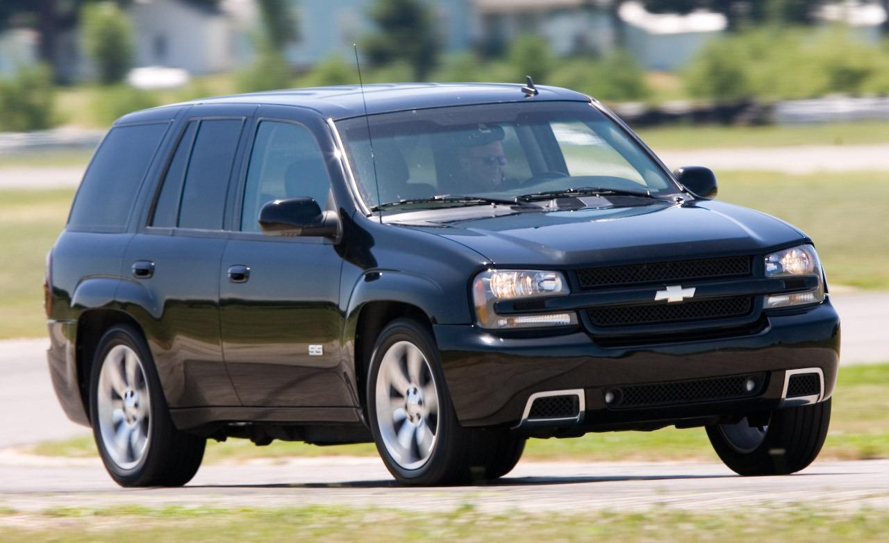 Chevrolet Trailblazer 2007 foto - 4