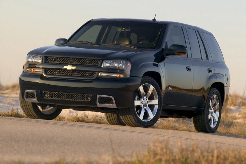 Chevrolet Trailblazer 2008 foto - 1