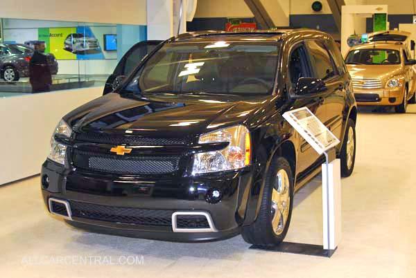 Chevrolet Trailblazer 2008 foto - 3