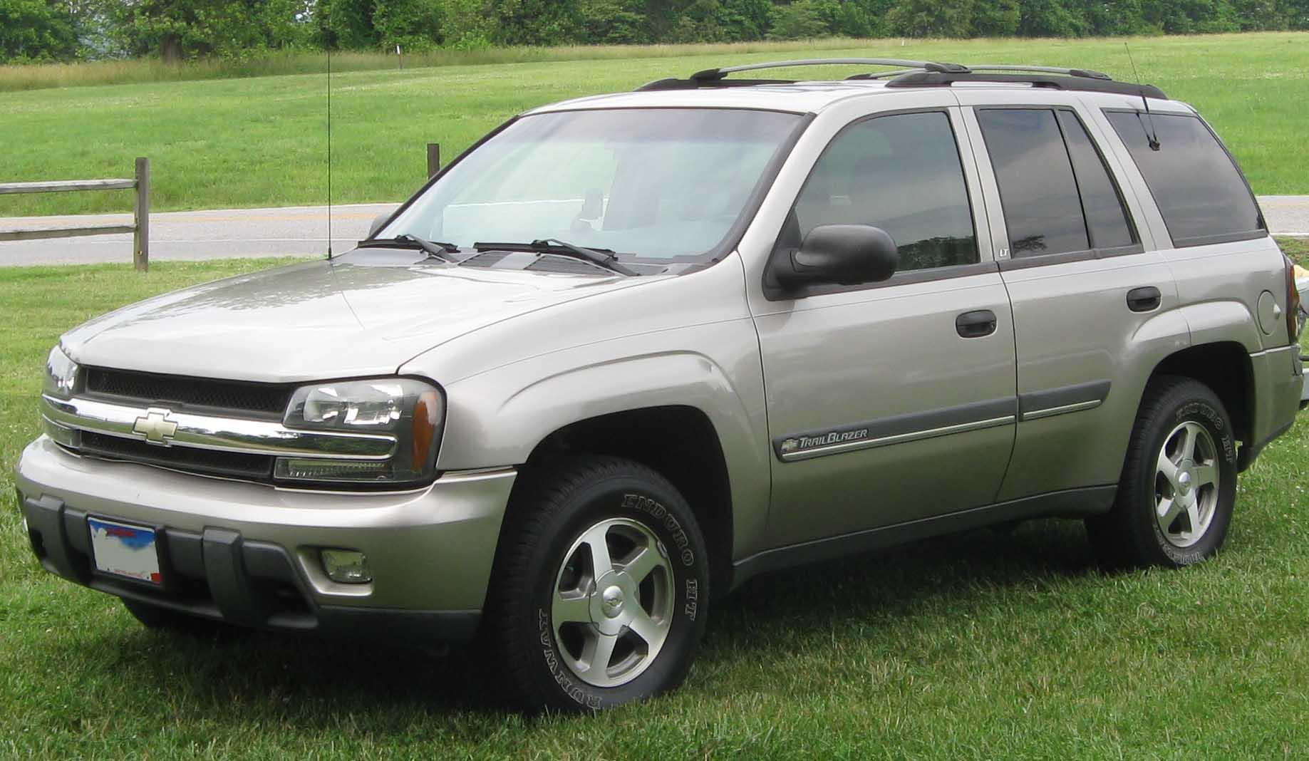 Chevrolet Trailblazer 2008 foto - 4