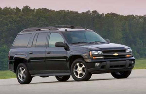 Chevrolet Trailblazer 2008 foto - 5