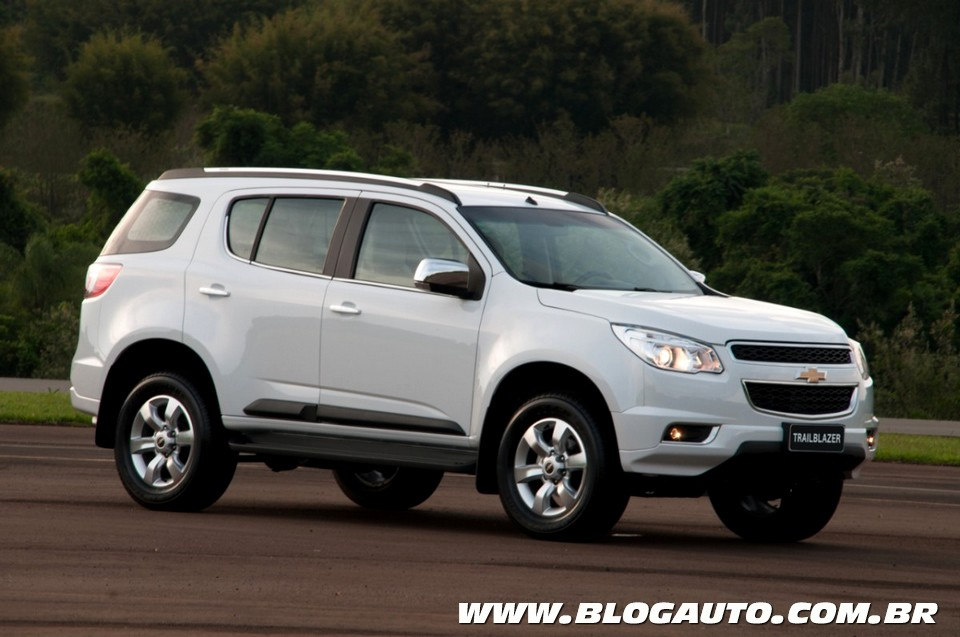 Chevrolet Trailblazer 2009 foto - 2