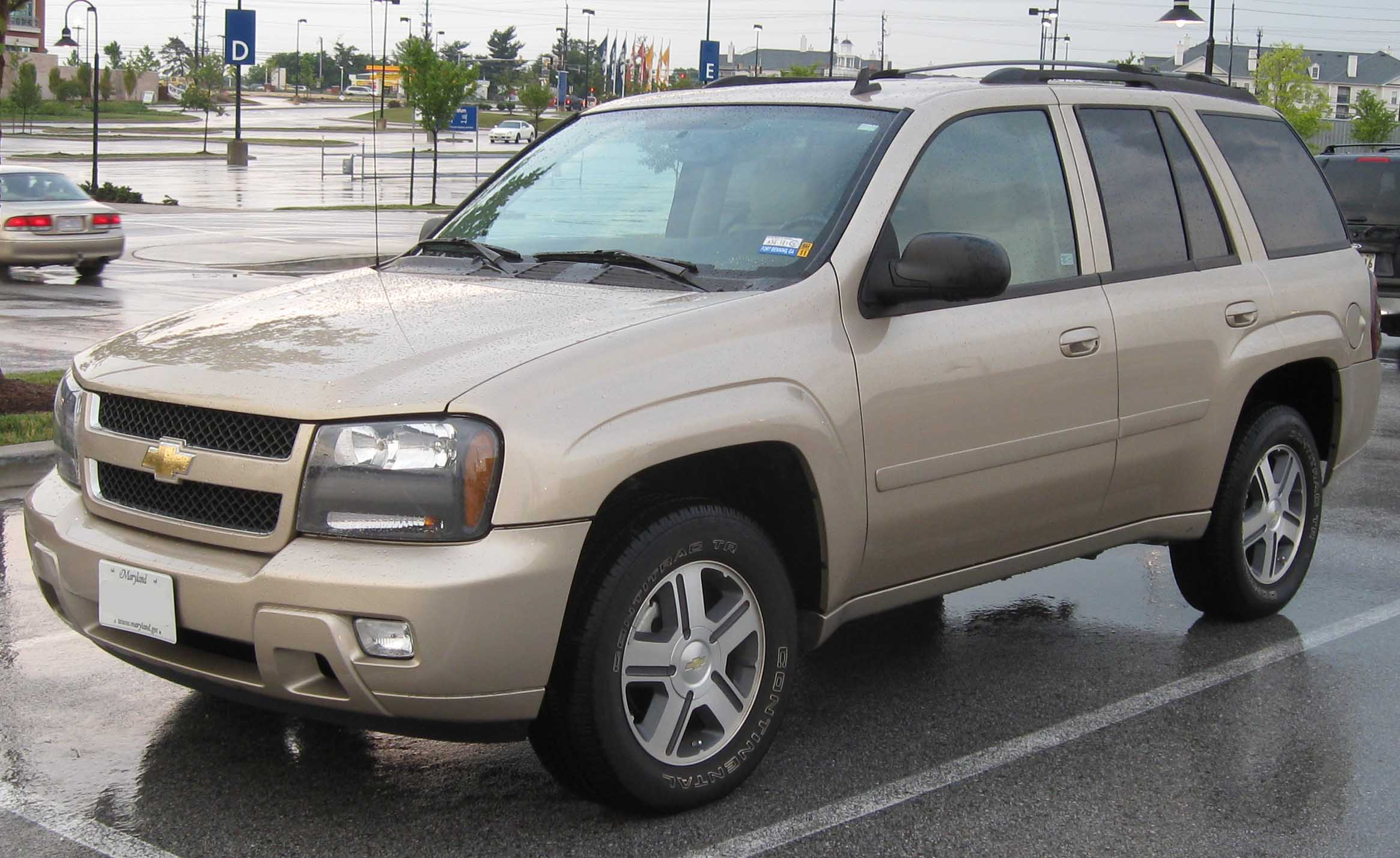 Chevrolet Trailblazer 2009 foto - 3