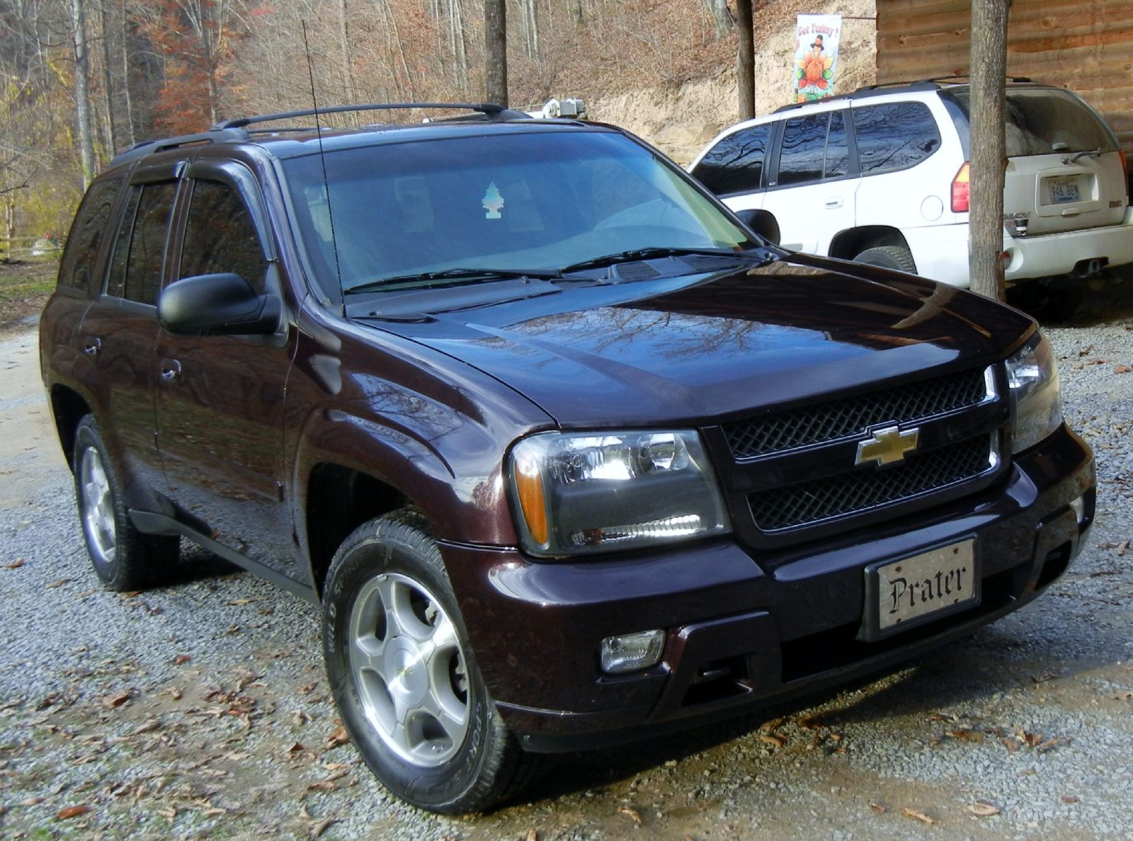 Chevrolet Trailblazer 2009 foto - 4
