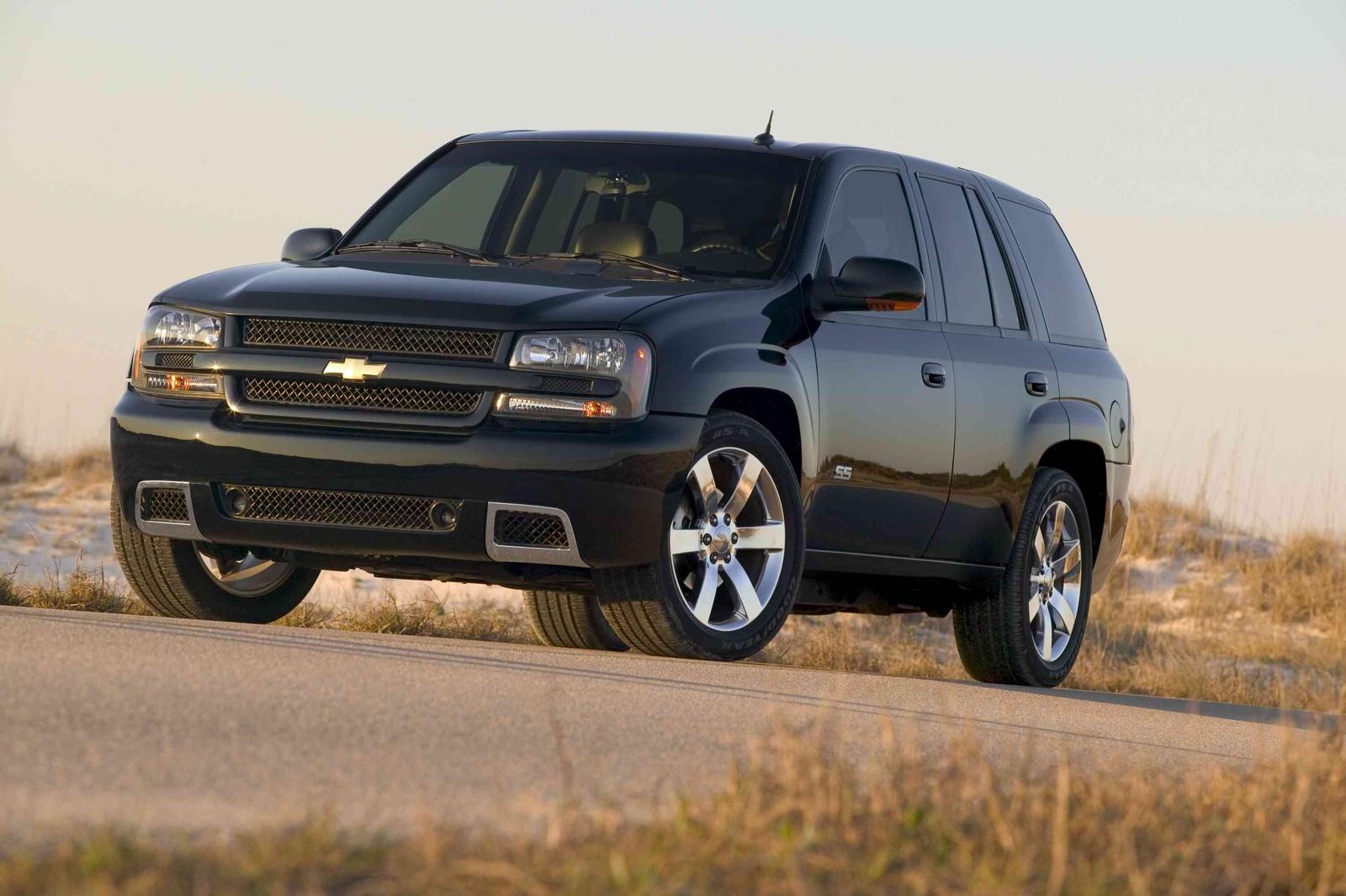 Chevrolet Trailblazer 2011 foto - 2