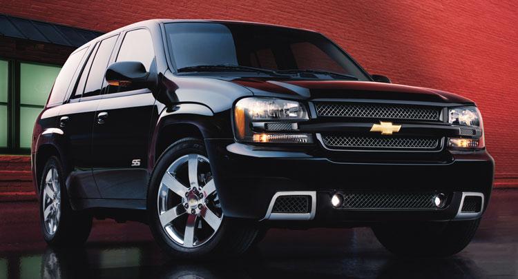 Chevrolet Trailblazer 2011 foto - 3