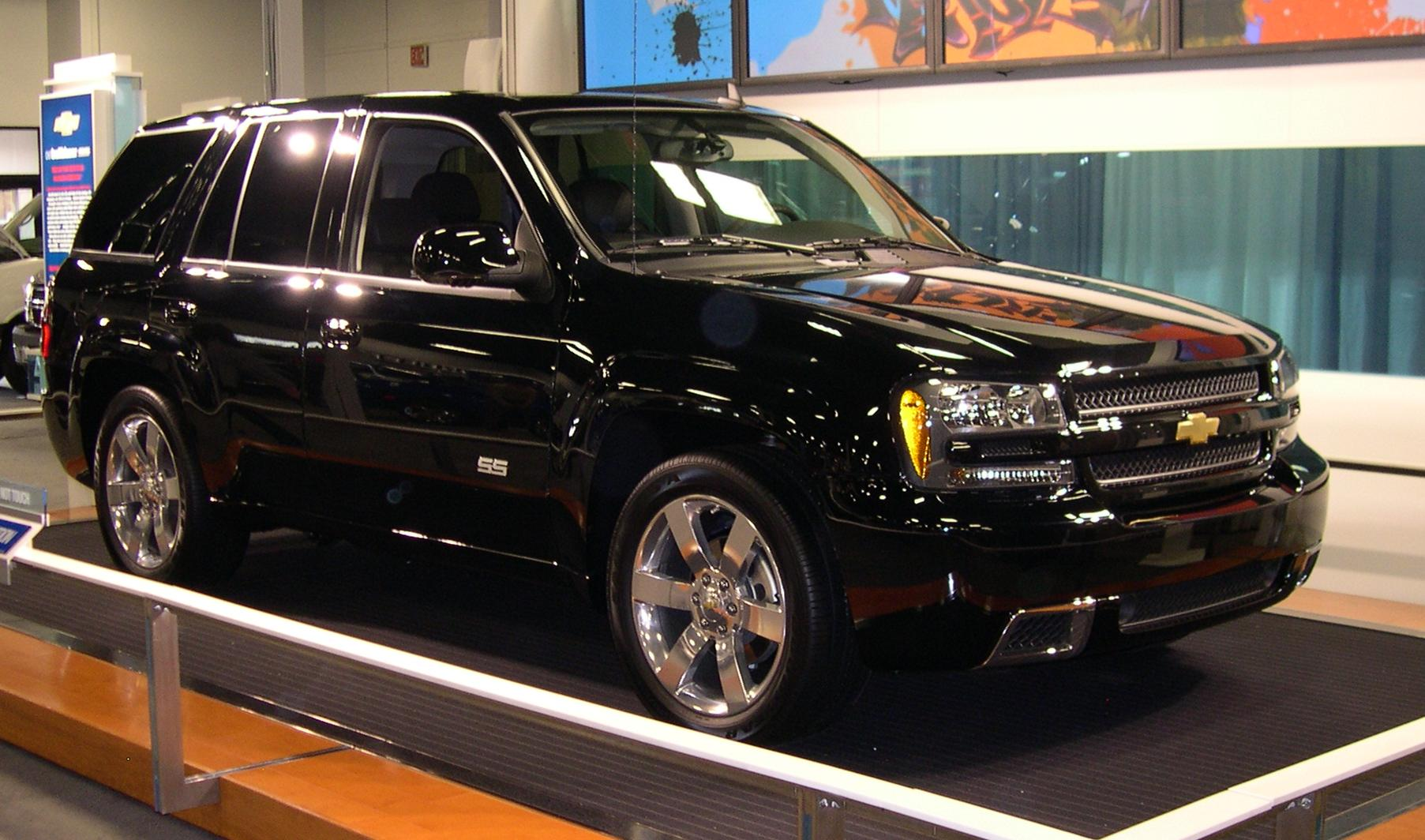 Chevrolet Trailblazer 2011 foto - 4