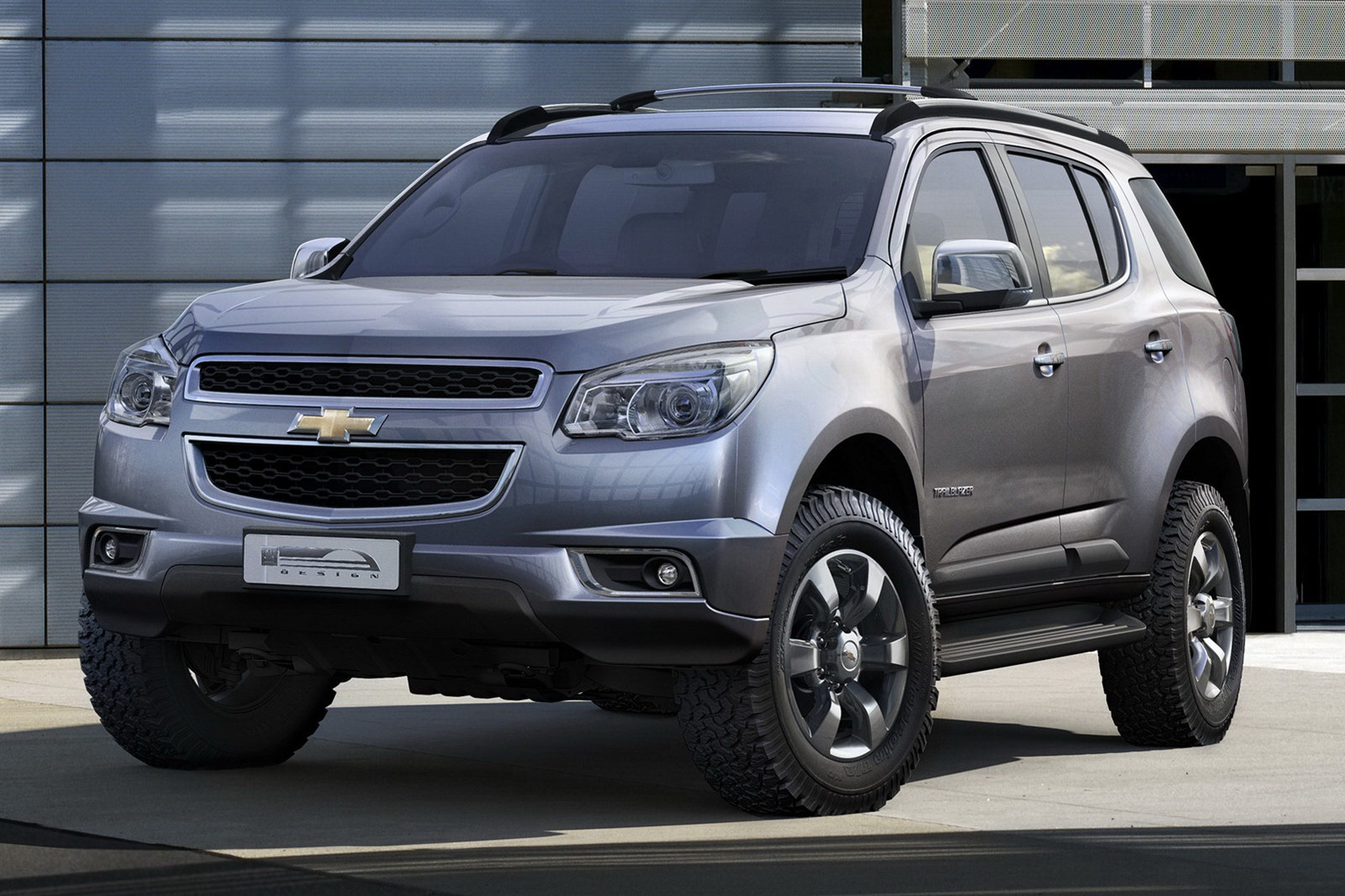 Chevrolet Trailblazer 2012 foto - 4