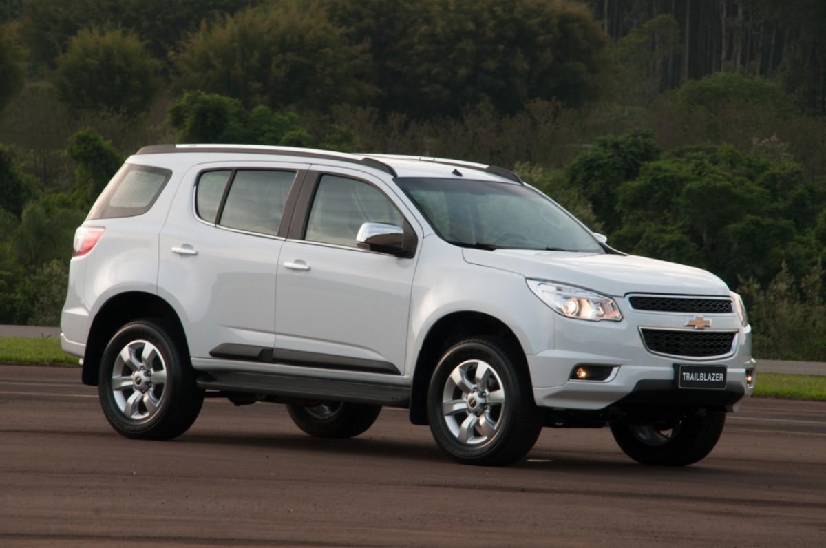 Chevrolet Trailblazer 2013 foto - 1