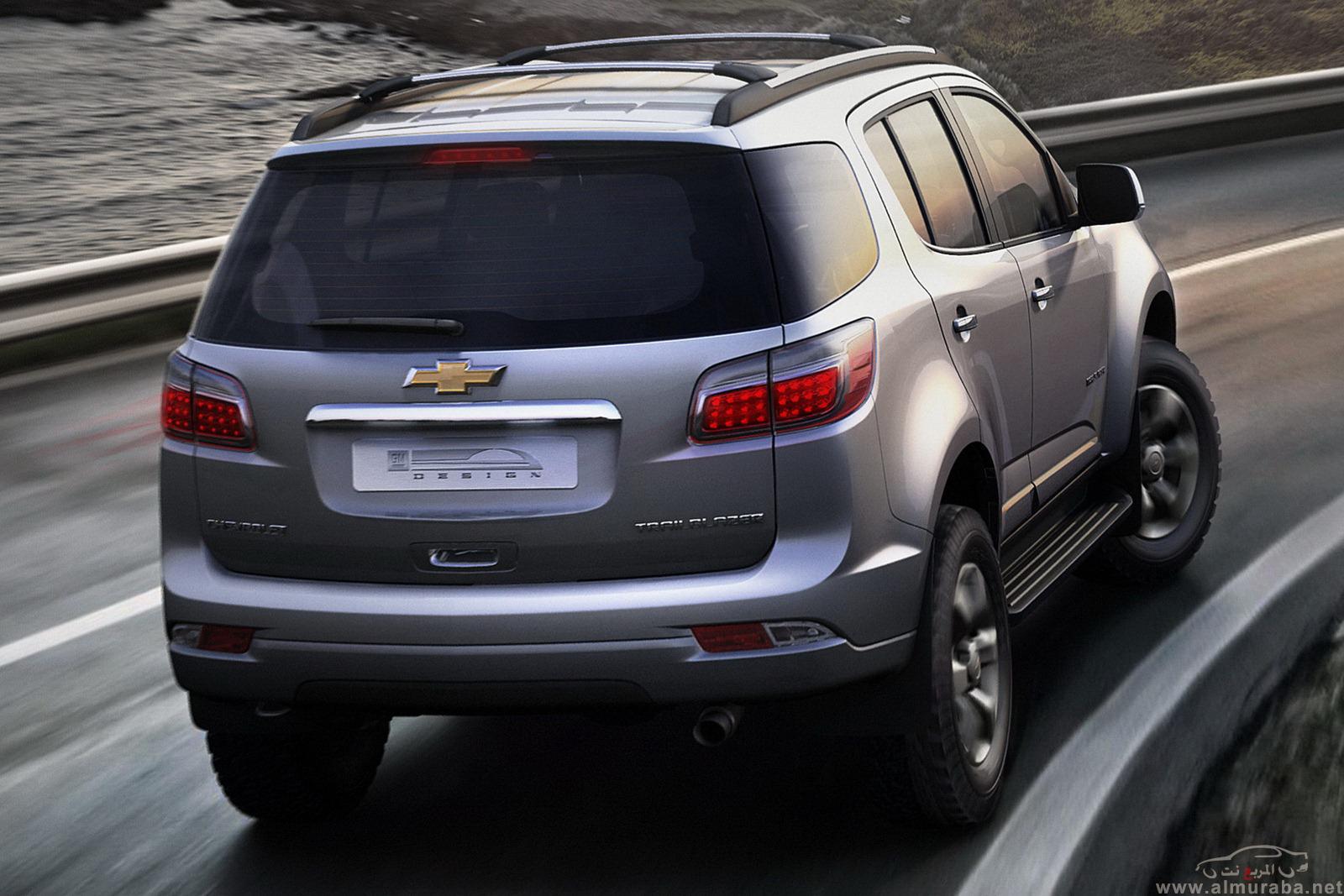 Chevrolet Trailblazer 2013 foto - 3