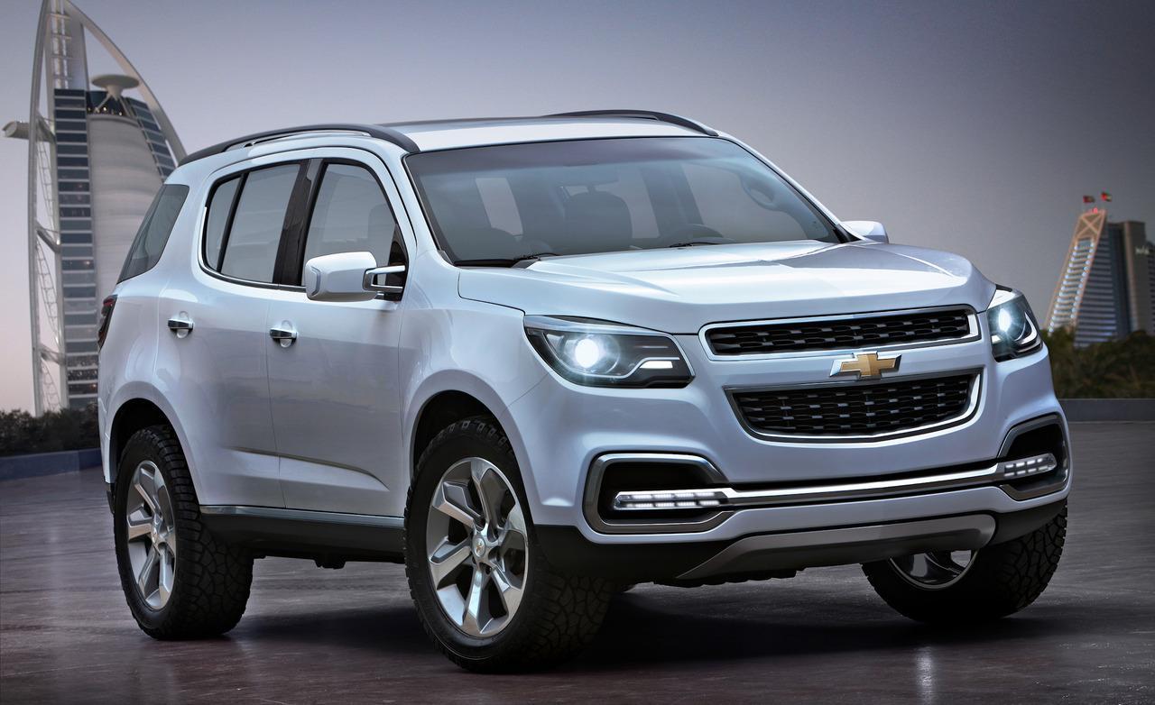 Chevrolet Trailblazer 2014 foto - 3