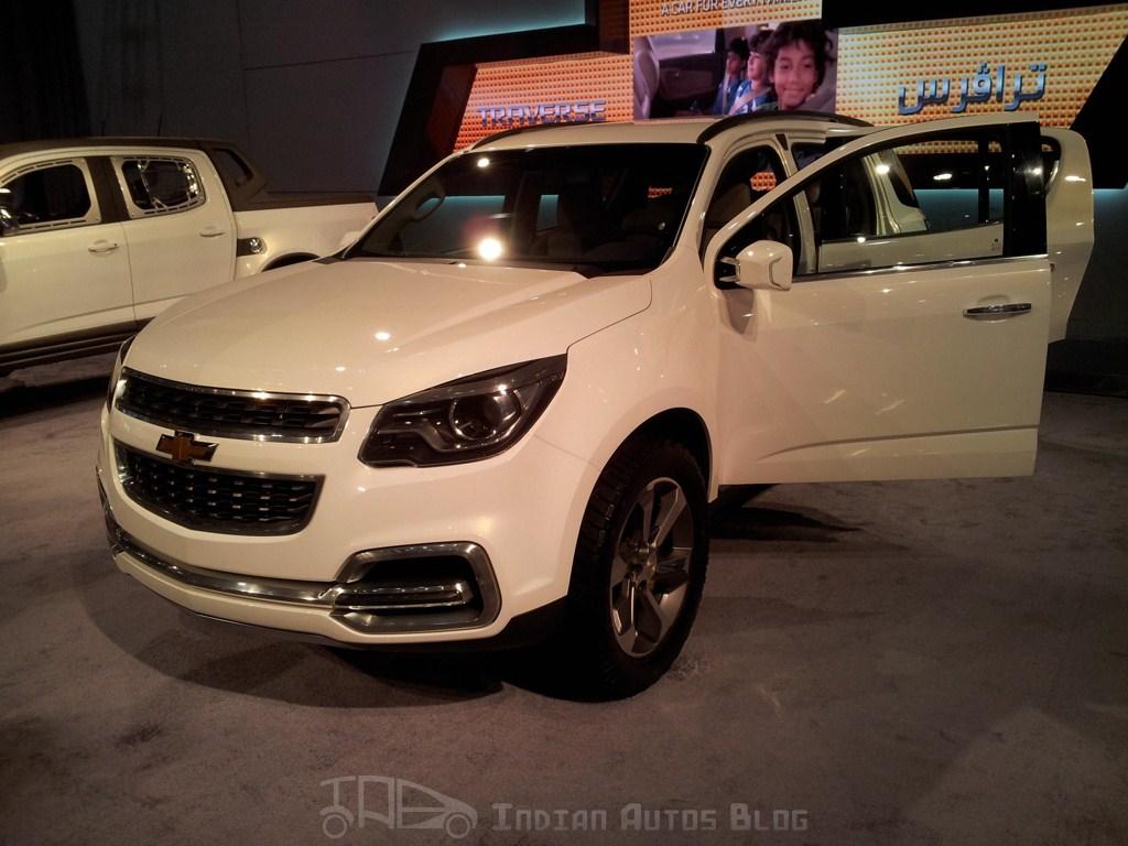 Chevrolet Trailblazer 2015 foto - 1