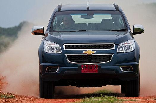 Chevrolet Trailblazer 2015 foto - 2