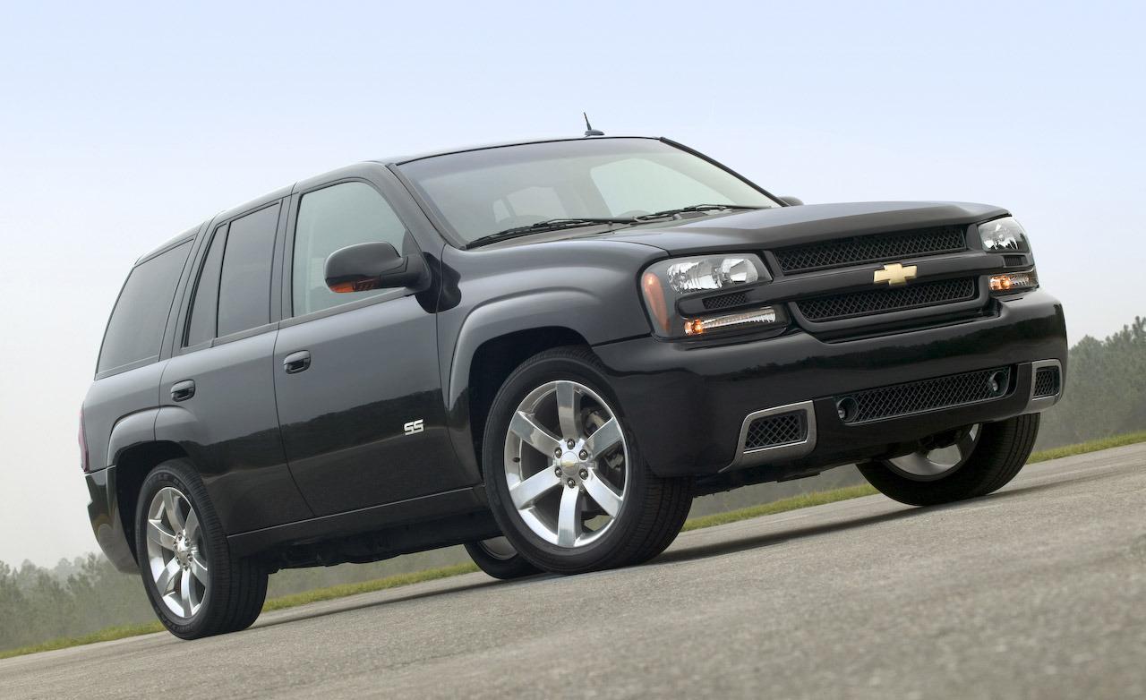 Chevrolet Trailblazer 2015 foto - 4