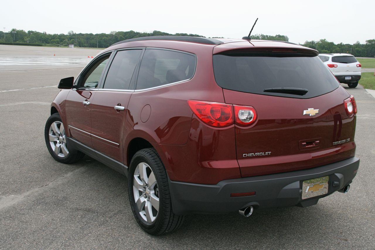 Chevrolet Traverse 2006 foto - 3