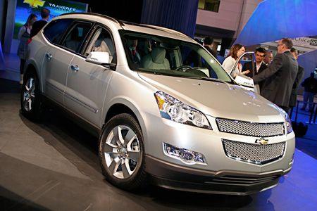 Chevrolet Traverse 2007 foto - 1