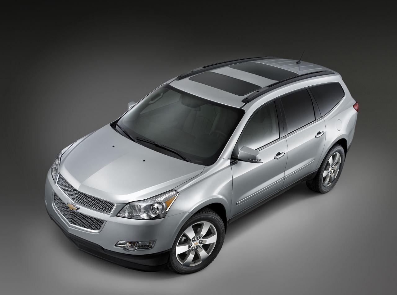 Chevrolet Traverse 2007 foto - 2