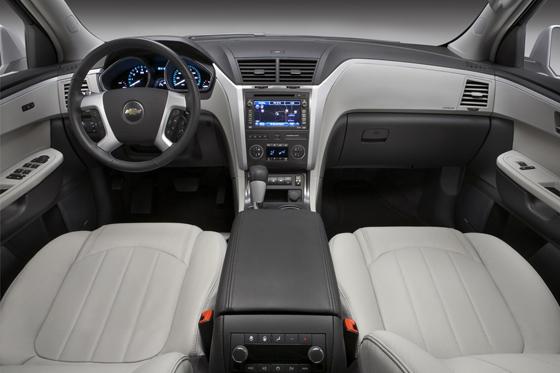 Chevrolet Traverse 2008 foto - 1