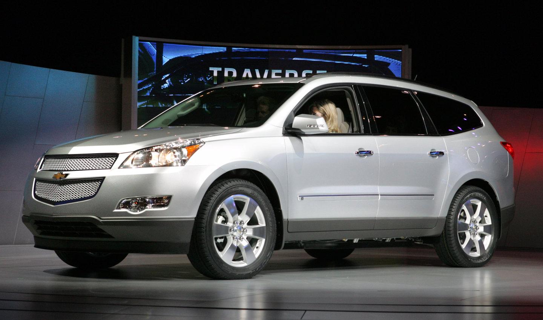 Chevrolet Traverse 2008 foto - 2