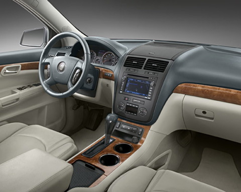 Chevrolet Traverse 2008 foto - 3