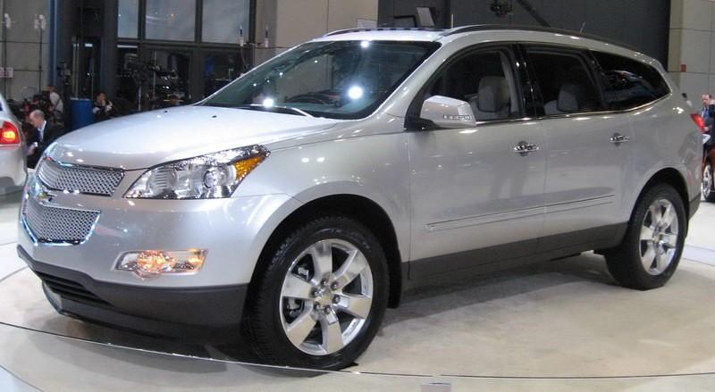 Chevrolet Traverse 2008 foto - 5