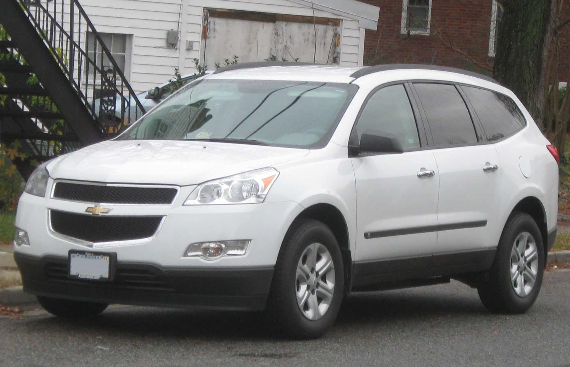 Chevrolet Traverse 2009 foto - 1