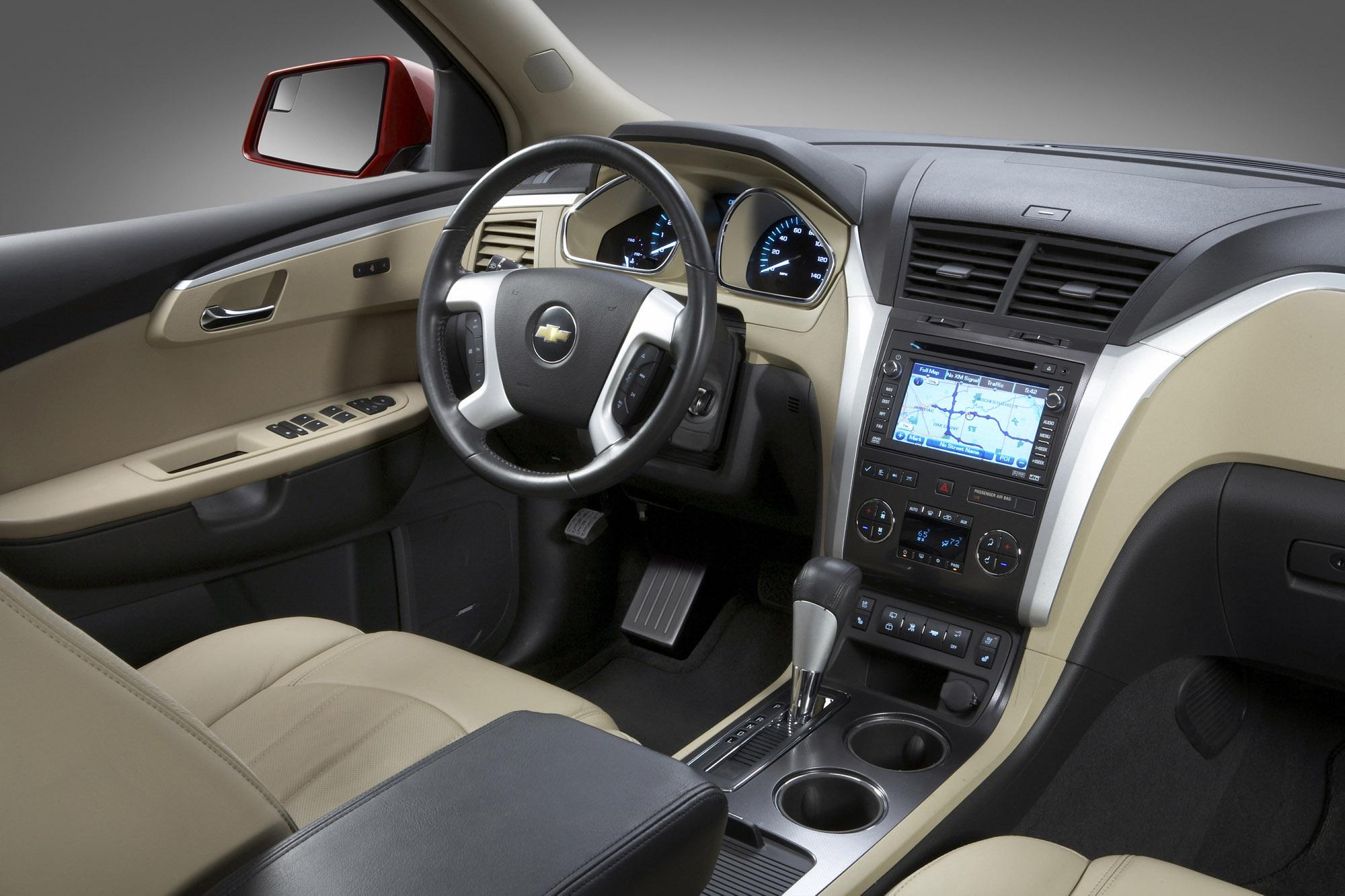 Chevrolet Traverse 2009 foto - 2