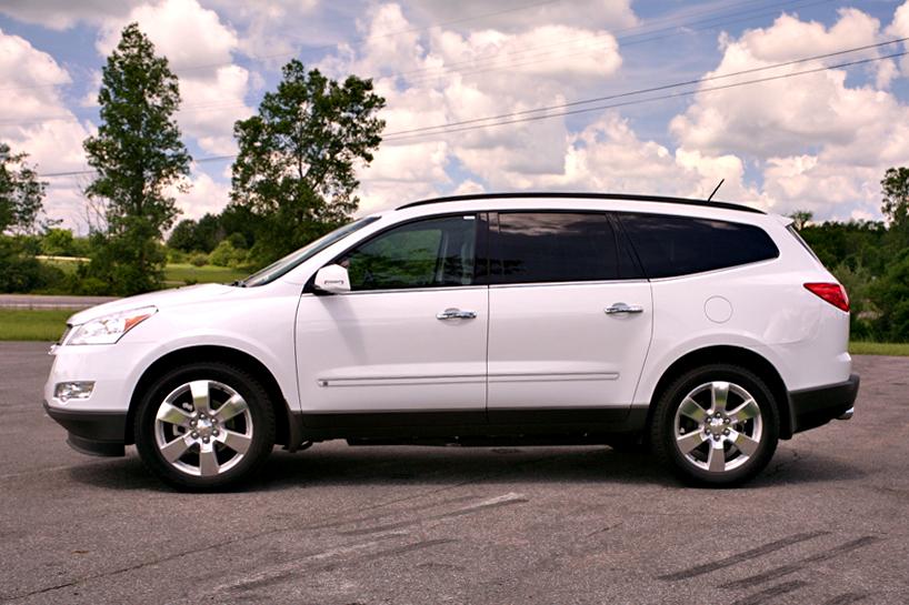 Chevrolet Traverse 2009 foto - 3