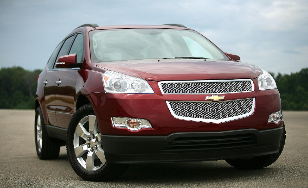 Chevrolet Traverse 2009 foto - 5