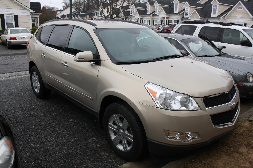 Chevrolet Traverse 2010 foto - 4