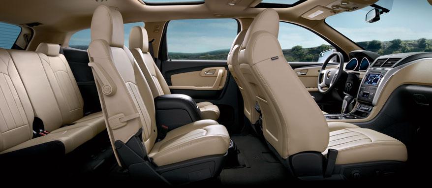 Chevrolet Traverse 2011 foto - 1