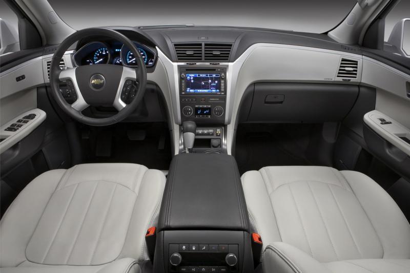 Chevrolet Traverse 2011 foto - 4