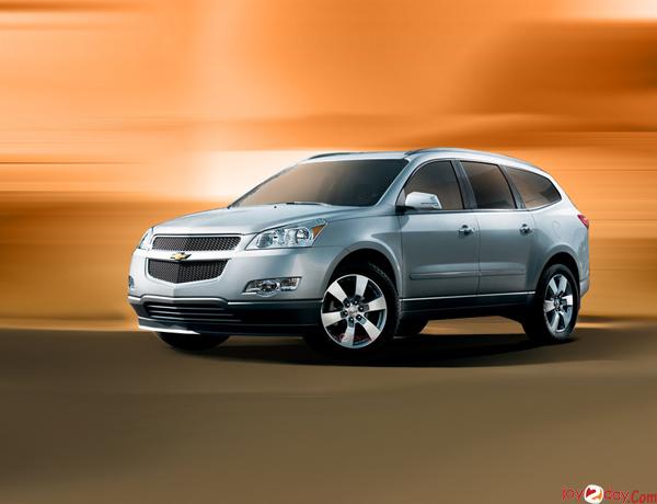 Chevrolet Traverse 2012 foto - 1