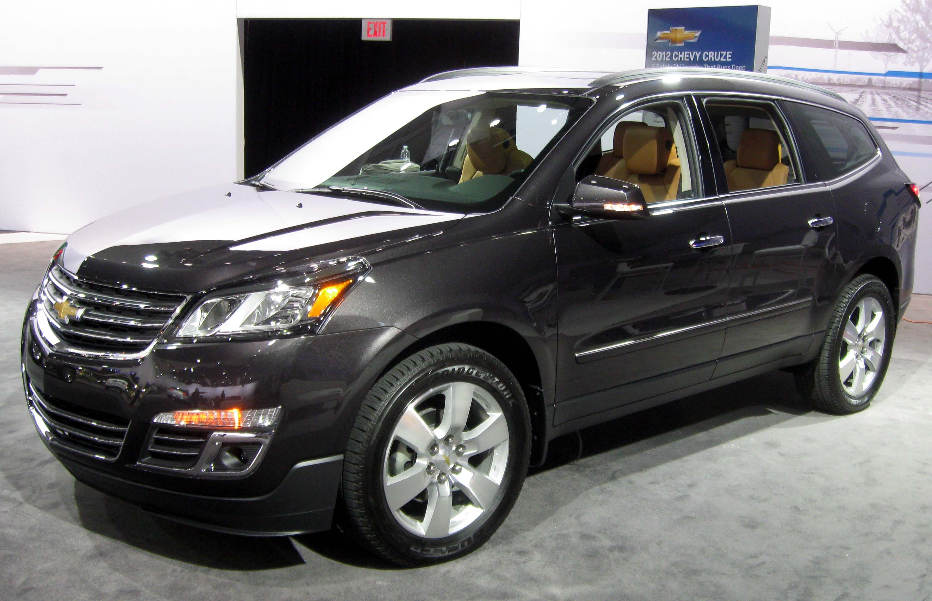 Chevrolet Traverse 2012 foto - 2