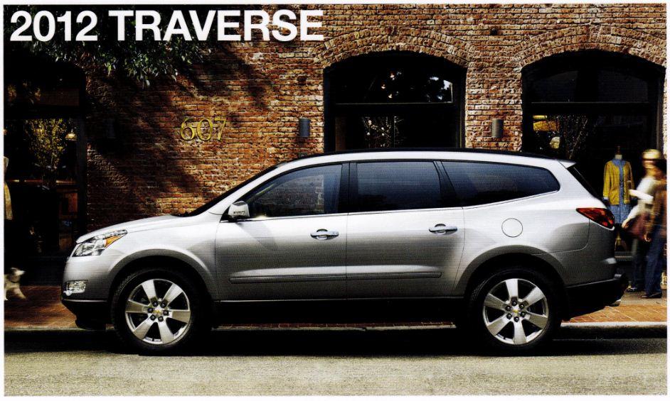 Chevrolet Traverse 2012 foto - 3