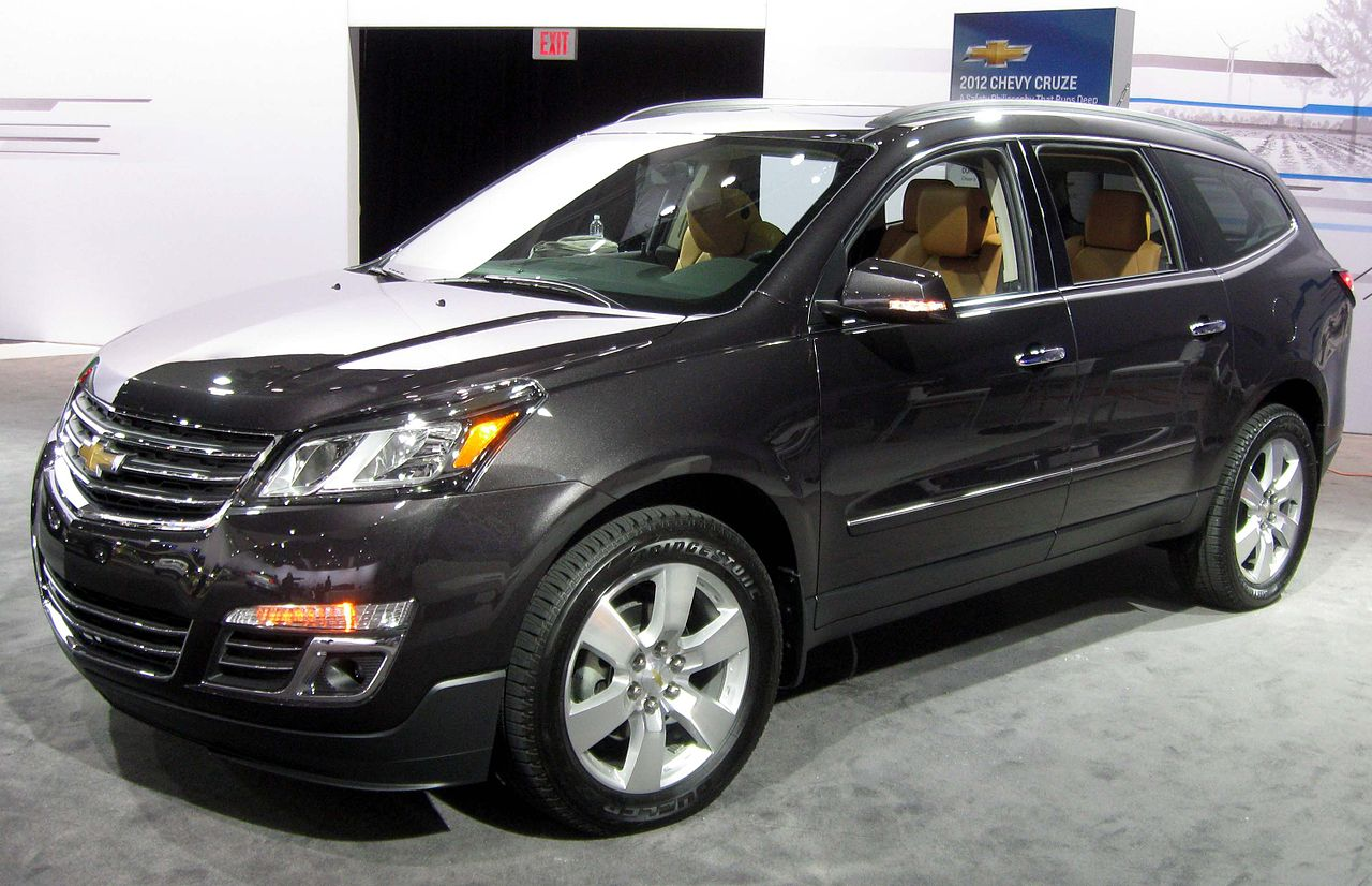 Chevrolet Traverse 2012 foto - 5
