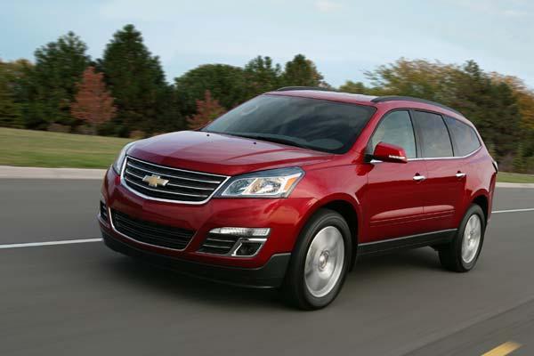 Chevrolet Traverse 2013 foto - 1