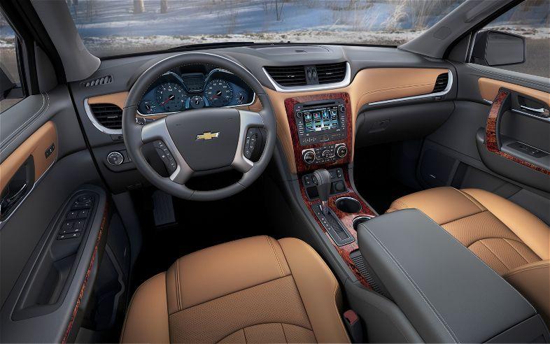 Chevrolet Traverse 2013 foto - 4