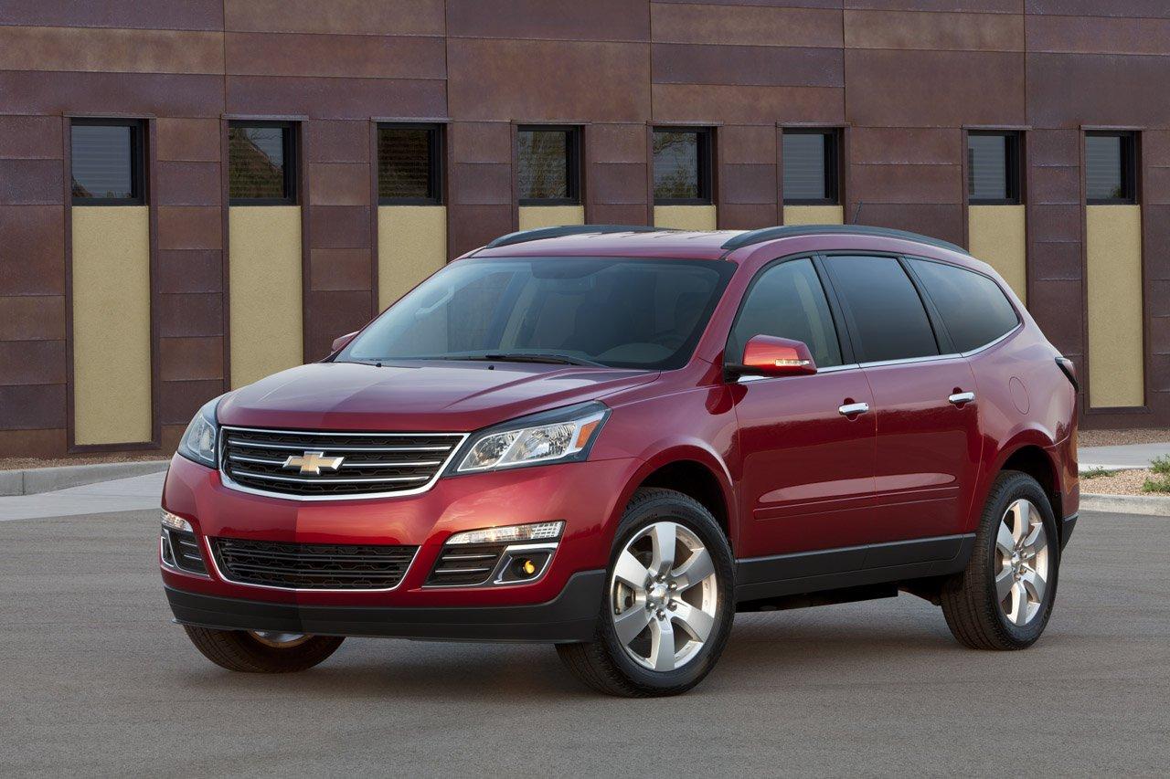Chevrolet Traverse 2013 foto - 5