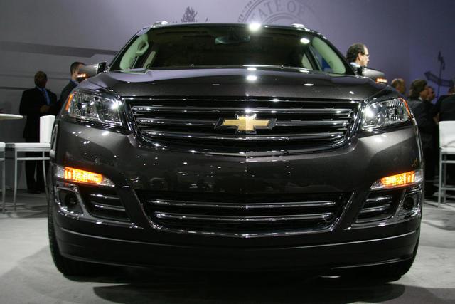Chevrolet Traverse 2014 foto - 1