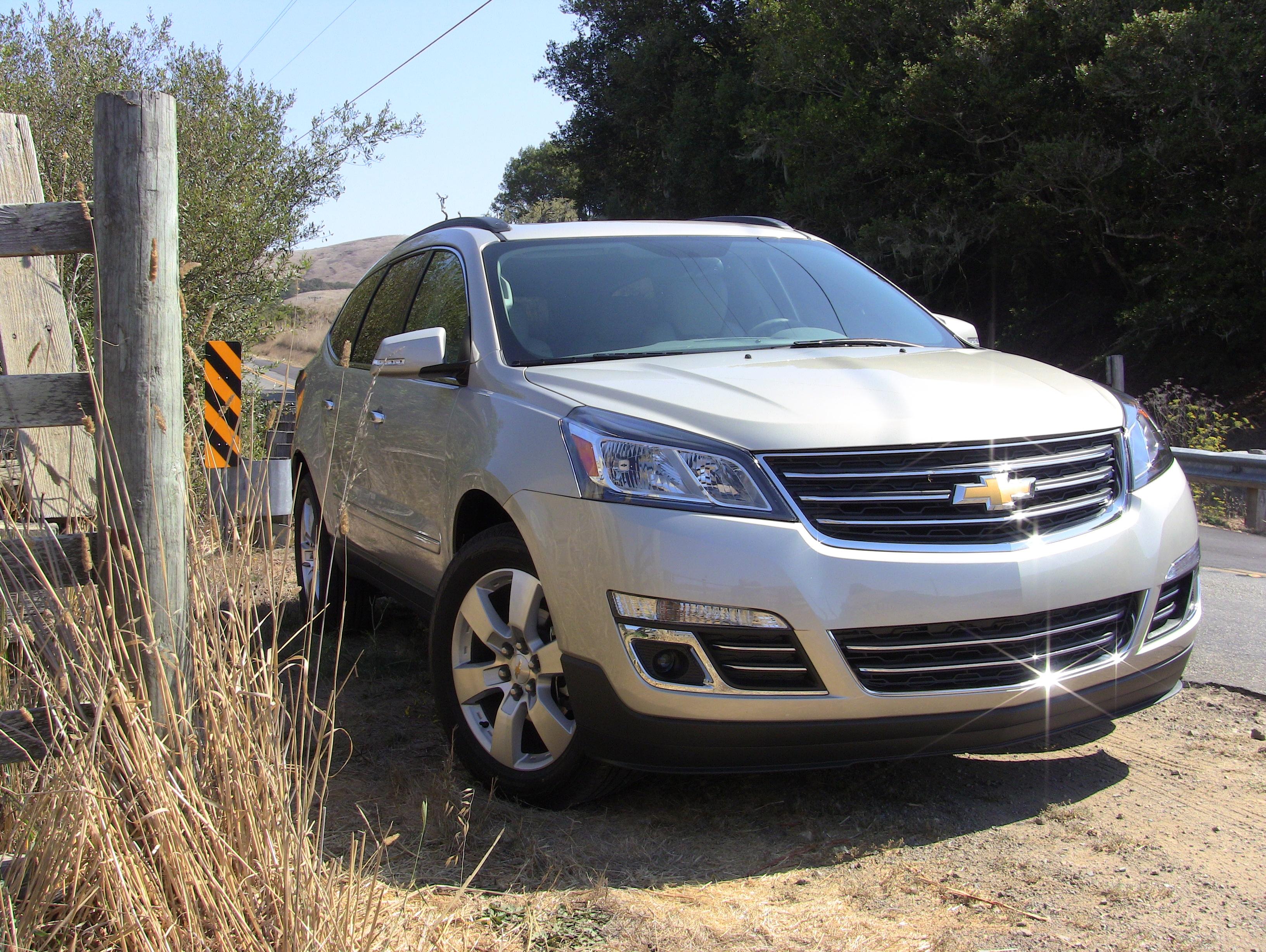 Chevrolet Traverse 2014 foto - 3