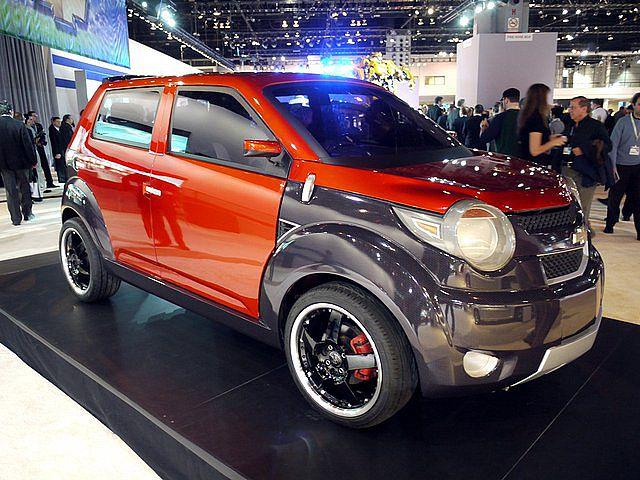 Chevrolet Trax 2005 foto - 2