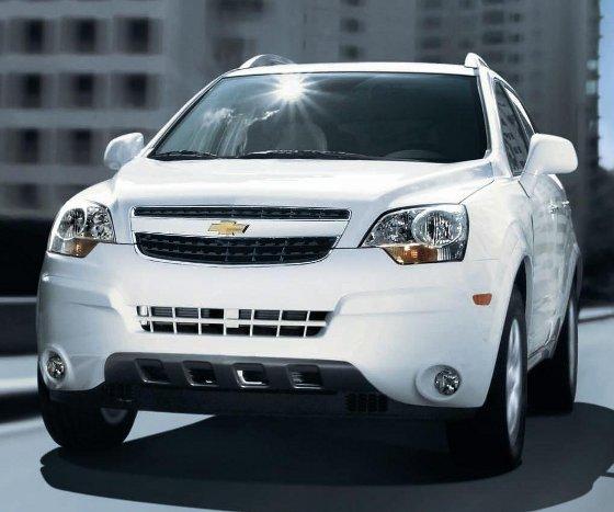 Chevrolet Trax 2009 foto - 4